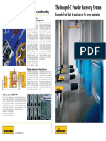 Automatic Powder Coating Systems