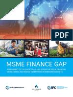 MSME Report