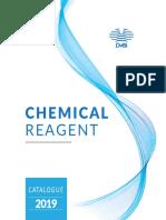 8. Pt. Cahayatiara Mustika Scientific Indonesia - Katalog 2019 - Chemicals