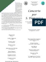 Programma di sala Concerto per S. Domenico 24_5_19 S.Domenico A4 logo +chiaro
