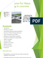 admixturesforwaterproofinginconcrete-170224151031