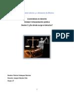 Las fuentes formales del derecho jurídico.docx