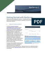 XenServer5 Quick Start Guide
