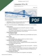 SAP Middleware Comparison_ CPI vs. PO