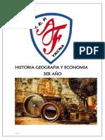 Historia Geografia y Economia 3eroocx