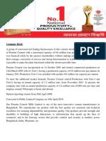 Cement Report