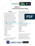 a42af16d Ibps Po Memory Based Ques Bank