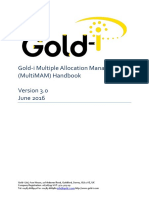 Gold-i MultiMAM Handbook - V3.0