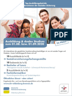 Deutsche Rentenversicherung Ausbildung Duales Studium 2020 1
