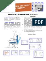 Ergonomia Nos Postos de Trabalho