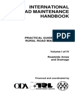 International Road Maintance Hand Book