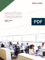 Seclore Data Classification Brochure