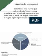 Método de organização empresarial