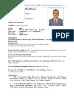 CV of dr. Nadhim