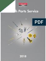 Watch Parts Service 2018