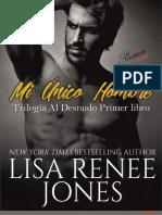 One Man - Lisa Renee Jones - Naked #1