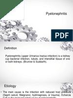 Pielobefritis