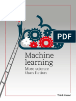 Pi Machine Learning Report