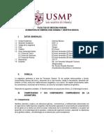 Sílabo Embriología 2019-II