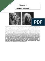 Benna Chapter 7 Albert Einstein