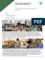 K1 Caring Term 2- April Newsletter
