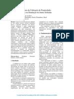 Analise de Influencia Da Utilizacao de Propriedades Termodependentes Na Simulacao Juntas Soldadas-Armando a. S. B. Cruz