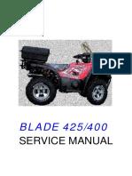 TGB Blade 425 400 Manual de Reparatie Www.manualedereparatie.info