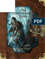 The Death Knight's Squire - Adventure Booklet