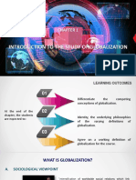 Introduction to the Study of Globalization