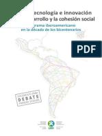 OEI - Ciencia, Tecnologìa e innovacion para el desarrollo y la cohesiòn.pdf