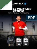 Marathon Training Brochure
