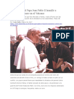 2 Orillas - El día en que el Papa Juan Pablo II humilló a Monseñor Romero en el Vaticano.docx