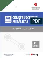Construcciones Metálicas_Armado y Montaje en Construcciones MetalicasMecanizado de Parte y Piezas Metalicas