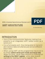 UART Architecture