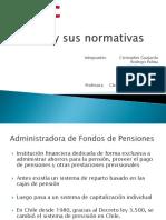 Presentacion AFP y Sus Normativas