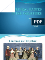 20 Cultural Dances in the Philippines