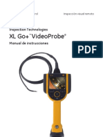manuel X LGO VIDEO PROBE