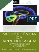Ebook Neurociência da aprendizagem.