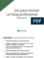 chek list