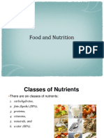 Lecture-20_Food & Nutrition