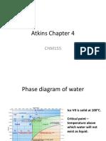 Atkins Chapter 4