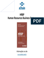 Inscrições abertas para curso HRBP Human Resources Business Partner