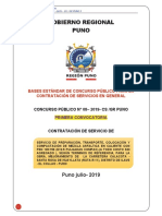Bases del concurso publico N° 8-2019 - GRP