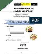 Proyecto Crea y Emprende - Jcm 2019
