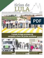 Noticias Cholula 26 de agosto