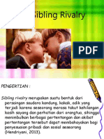 PPT Sibling Rivalry