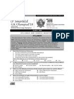 IGKO Sample paper