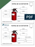 Examen - Lucha Contra Incendios I