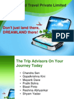 Principles of Management -Travel Company