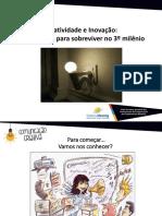 Ana Lucia Criatividade e Inovacao Ocemg